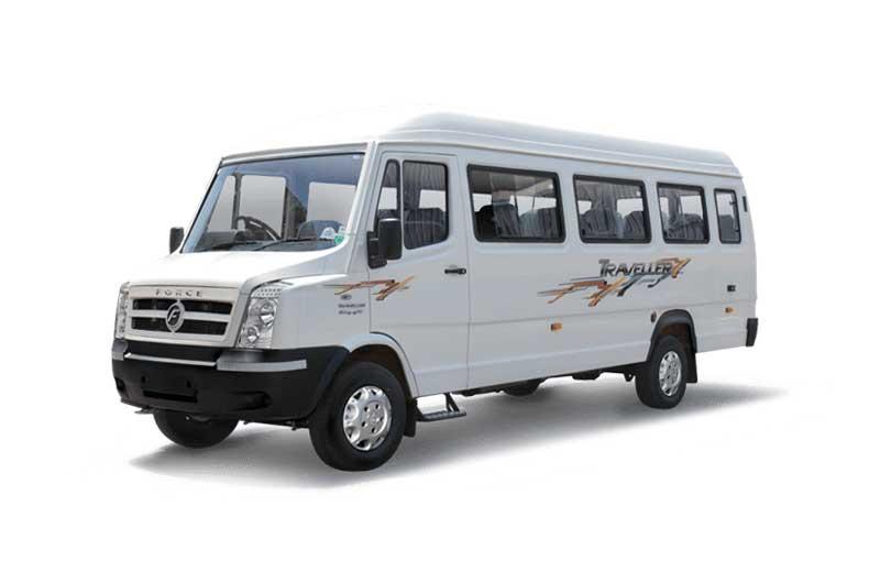 16 Seater A/C Van