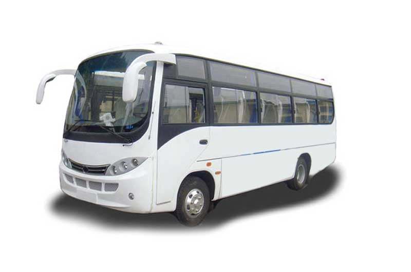 22 Seater A/C Mini Bus