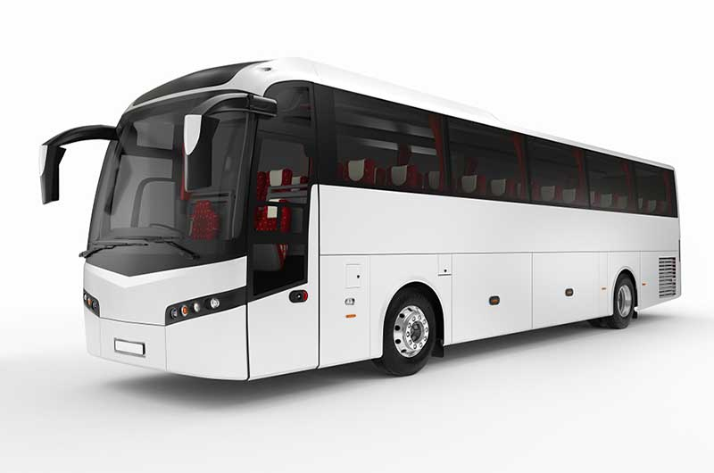 42 Seater A/C Bus
