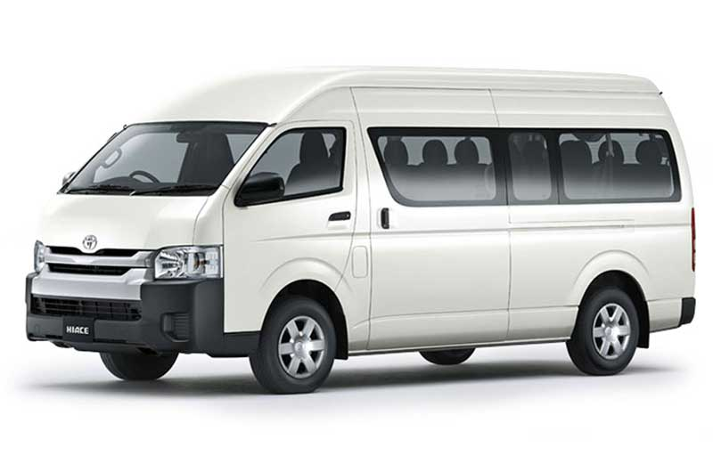 14 seater Van